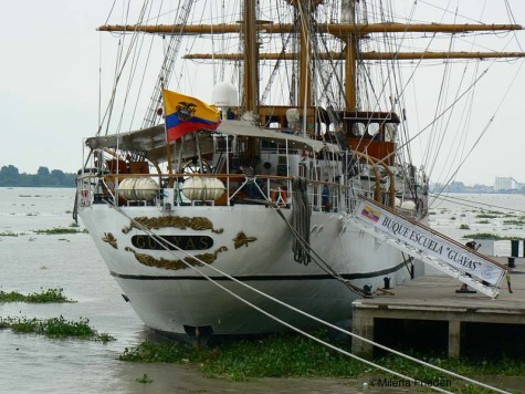 Guayas Learning Ship